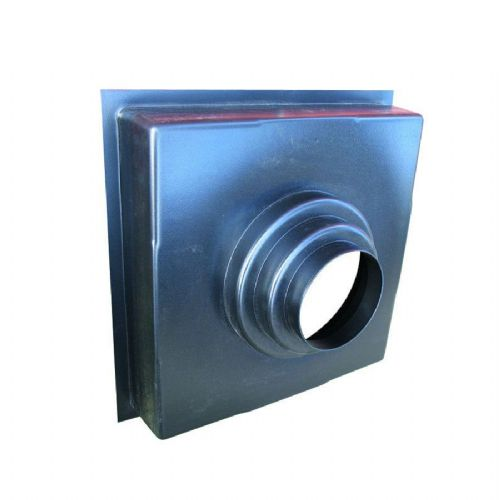 Black Plastic Plenum Boxes